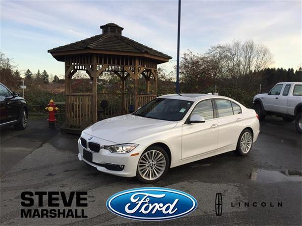 2014 BMW 3 Series 328d xDrive - Diesel, Extra set of tires & rims