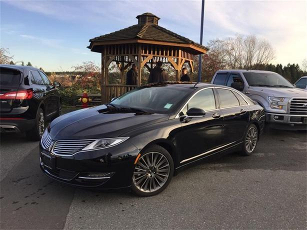 2016 Lincoln MKZ 4dr Sdn AWD - 4dr Sdn AWD