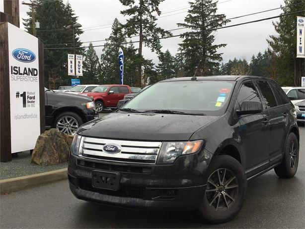 2010 Ford Edge Sport, Sunroof, Leather