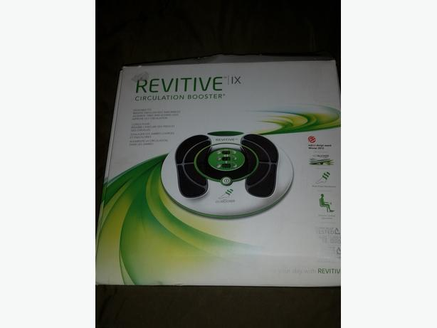 Revitive Ix With All Accessories New Gloves Like New