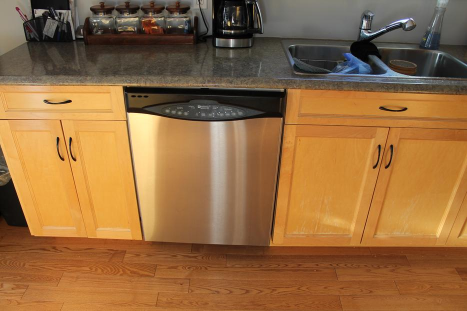 complete used kitchen cabinets and appl. Malahat