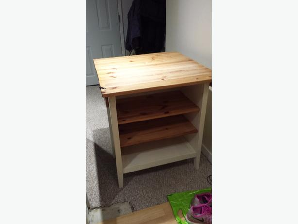 Convertible Change Table Ikea Saanich Victoria