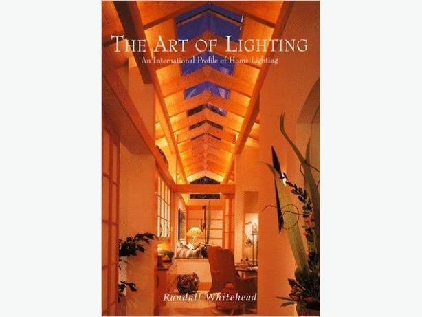 Interior design book the art of lighting malahat for Lighting for interior design book