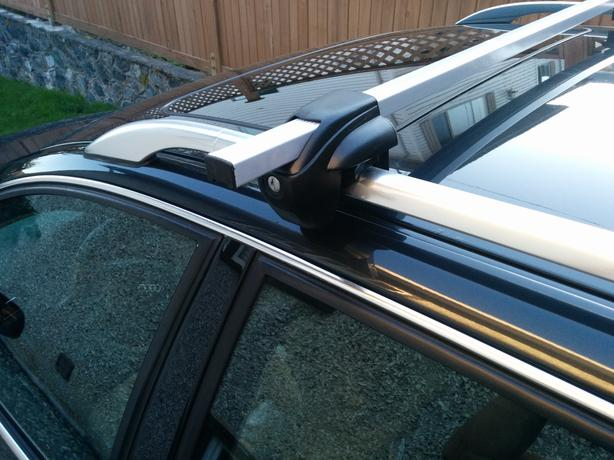 Base Roof Rack System For Cars And Suvs Saanich Victoria