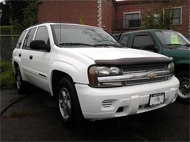 2002 Chevrolet TrailBlazer LS 2WD
