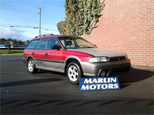 1997 Subaru Legacy Outback Outback Limited