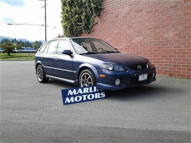 2002 Mazda Protegé Sport Wagon
