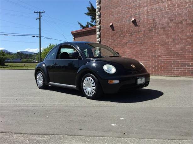 1998 Volkswagen New Beetle Base