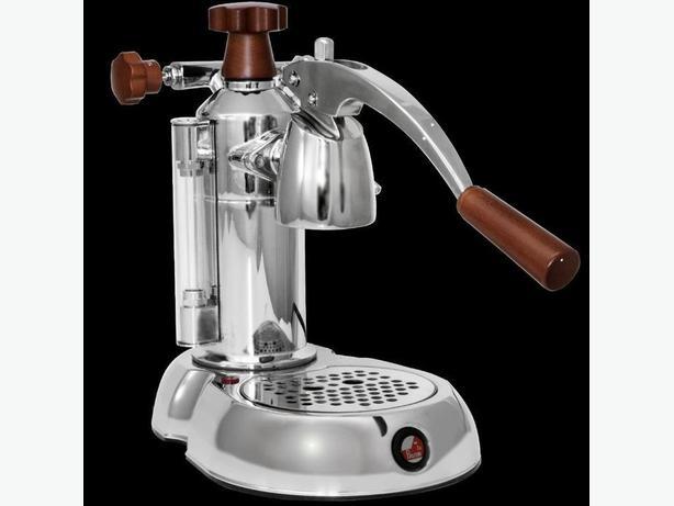 la pavoni stradivari lever espresso machine esquimalt. Black Bedroom Furniture Sets. Home Design Ideas