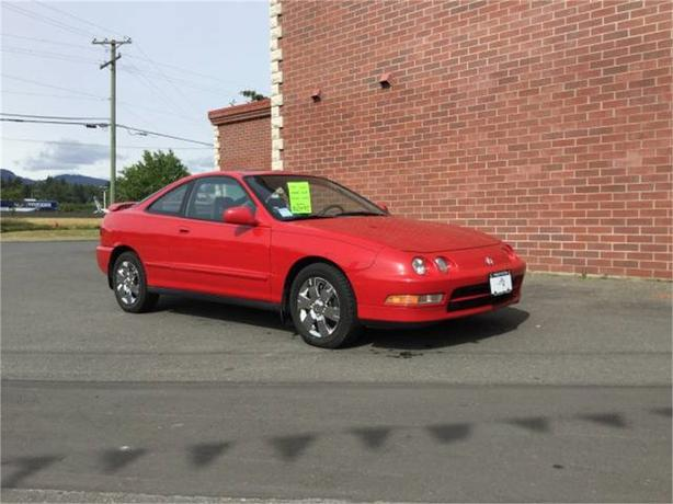 1995 Acura Integra GS-R Coupe    170 HP