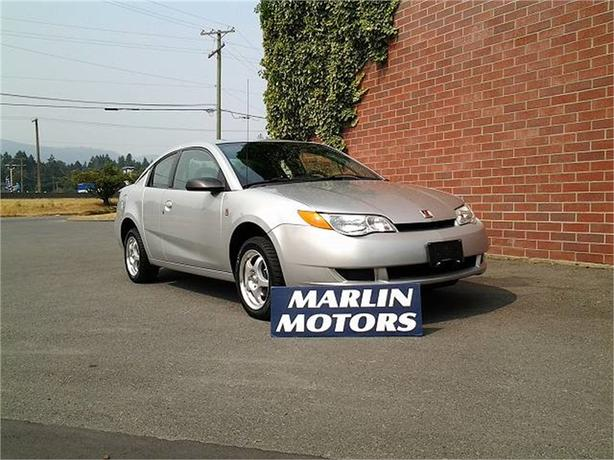 2007 Saturn Ion Quad 2 2 Quad Coupe Manual