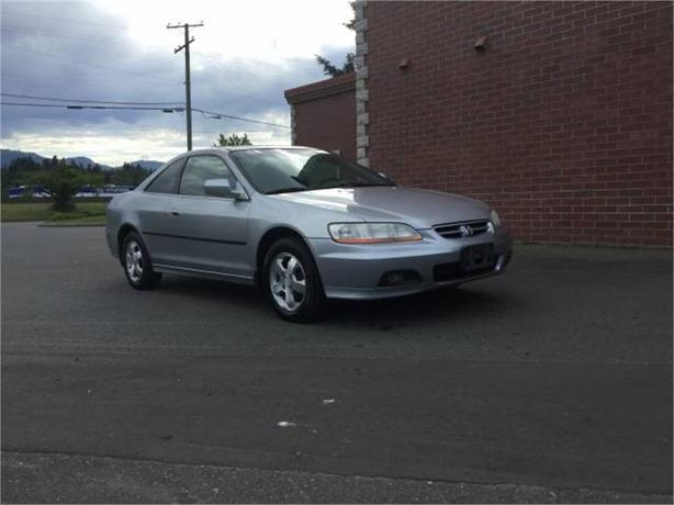 2001 Honda Accord EX coupe