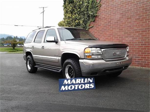 2002 GMC Yukon 4WD