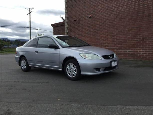 2004 Honda Civic DX coupe