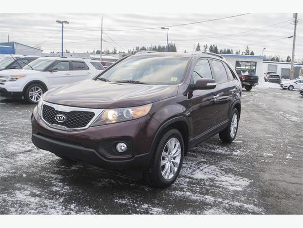 2011 Kia Sorento EX LEATHER | BACKUP CAM