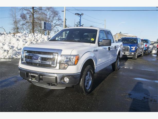 2014 Ford F-150 4X4 | BLUETOOTH