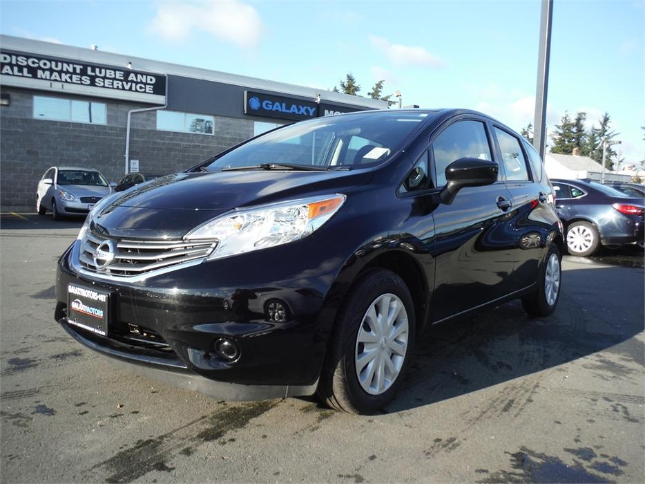 2015 Nissan Versa Note Sv Bluetooth Backup Camera Bc Only West Shore Langford Colwood
