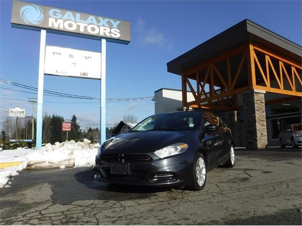 2013 Dodge Dart SXT - Eco Mode, Traction Control, Alloys