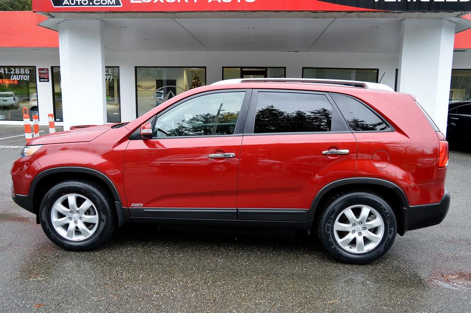 2011 Kia Sorento Ex Brand New Tires Outside Victoria