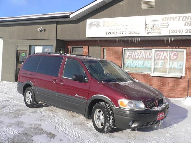 2004 Pontiac Montana Ext