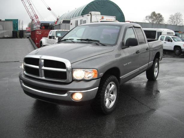 2005 Dodge Ram 1500 Magnum Quad Cab Regular Box 4WD