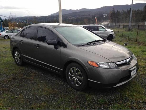 2008 Honda Civic DX Sedan