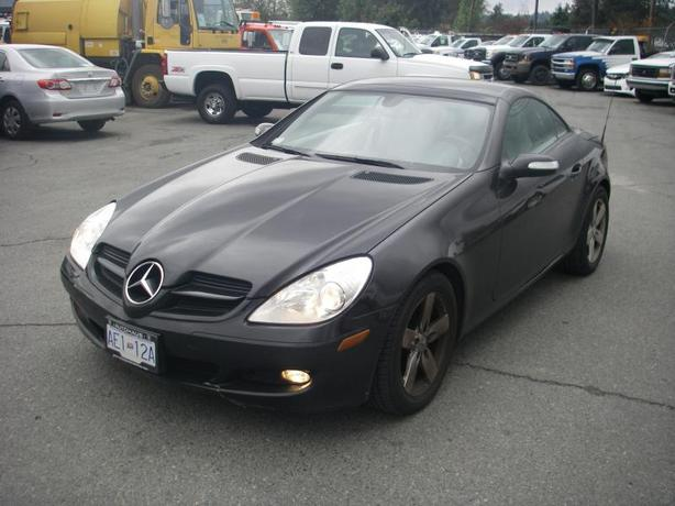 2007 Mercedes-Benz SLK 280 Hard Top Convertible