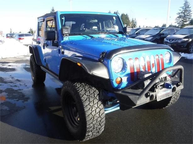 2011 jeep wrangler unlimited sport heavily modified. Black Bedroom Furniture Sets. Home Design Ideas