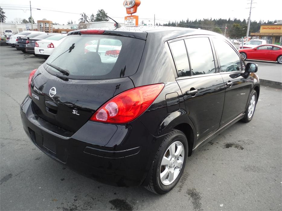 2009 nissan versa 1 8 s 6spd manual cruise control alloy west shore langford colwood. Black Bedroom Furniture Sets. Home Design Ideas