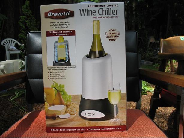 "Wine Chiller ""New"""
