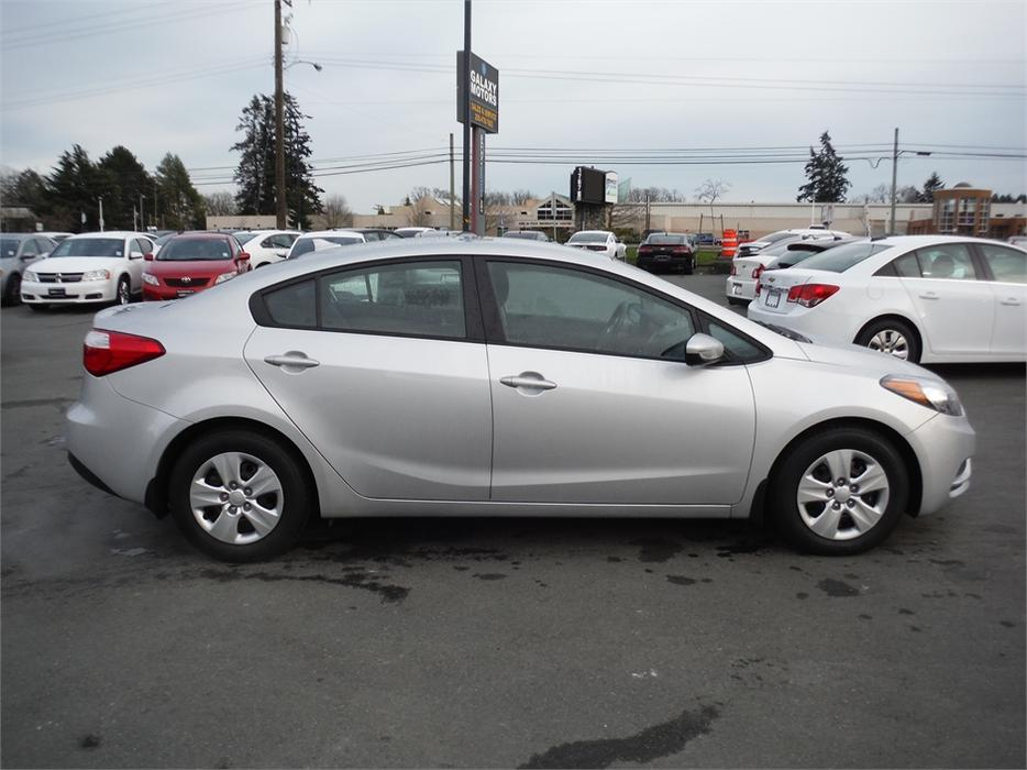 2016 Kia Forte Lx Bluetooth Accident Free Active Eco West Shore Langford Colwood Metchosin
