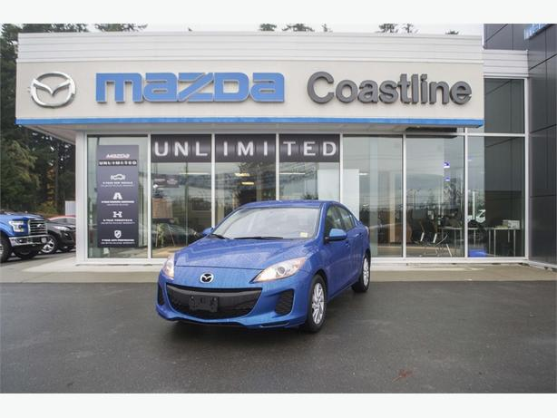 2012 Mazda MAZDA3 GX BLUETOOTH