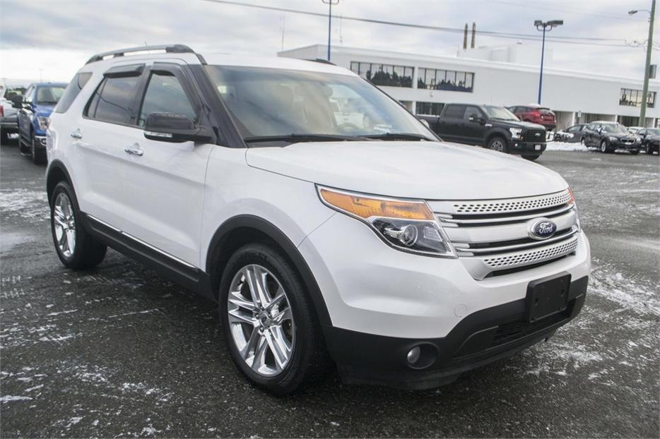 2014 Ford Explorer Xlt 4x4 Leather Outside Victoria Victoria Mobile