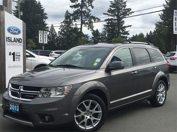 2013 Dodge Journey RT, Leather, Heated Seats