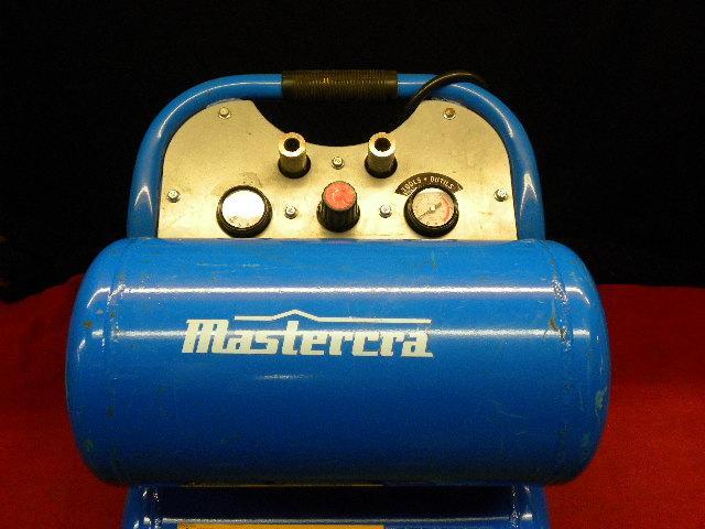 mastercraft 5 gallon compressor manual