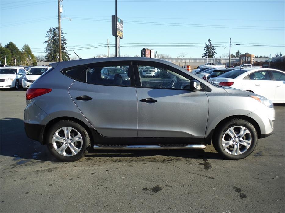 2013 Hyundai Tucson Gl Accident Free Hitch Receiver Ac