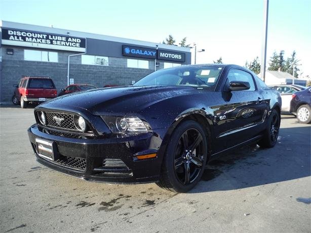 2014 ford mustang gt coupe leather bluetooth sync outside nanaimo. Cars Review. Best American Auto & Cars Review