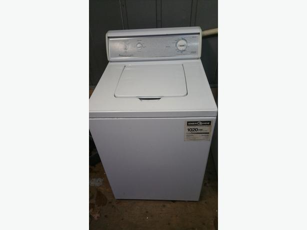 Amana Commercial Quality Washer In Excellent Condition