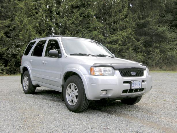 Ford Escape Limited 4x4 147 000km West Shore Langford