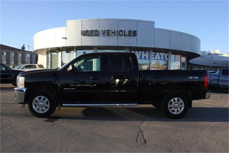 Chevrolet Silverado 2500hd Gatineau >> 2014 Chevrolet Silverado 2500HD LT Central Regina, Regina
