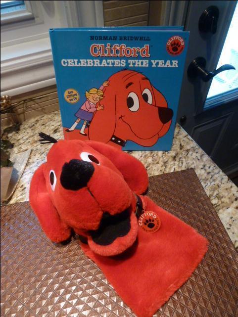 Hamilton Clifford The Big Red Dog
