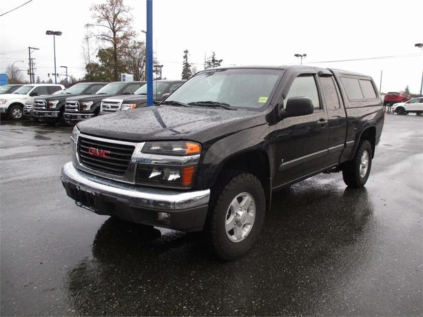 2007 GMC Canyon SLE 4X4