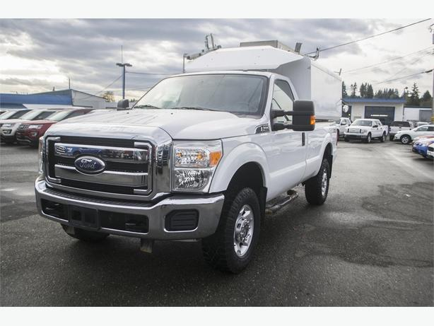 2011 Ford F-350 SD 4X4