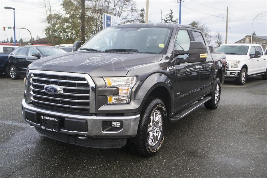 2015 ford f 150 4x4 outside cowichan valley cowichan mobile. Black Bedroom Furniture Sets. Home Design Ideas