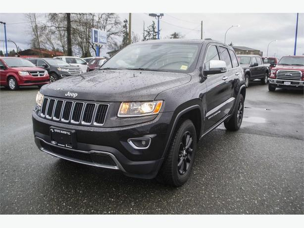 2014 Jeep Grand Cherokee Limited 4X4 | LEATHER