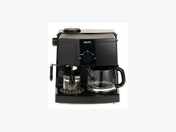 krups coffee maker expresso machine east regina regina. Black Bedroom Furniture Sets. Home Design Ideas