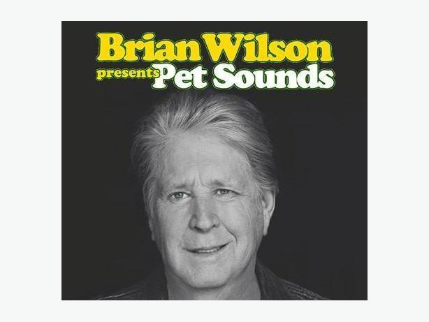 BRIAN WILSON PET SOUNDS 50th ANNIVERSARY