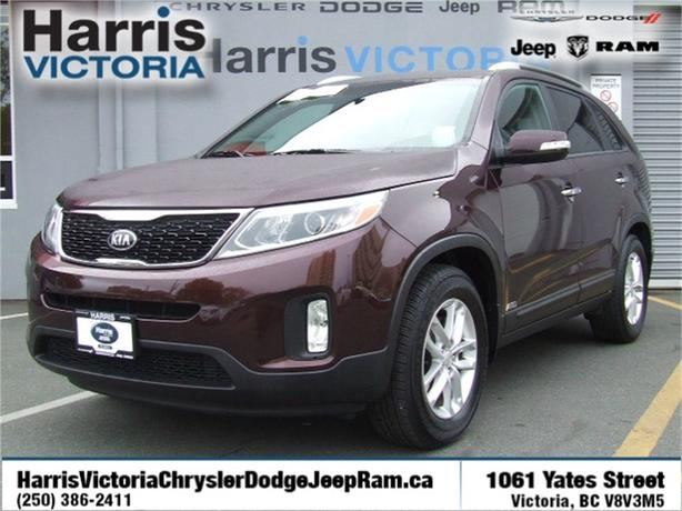 2015 Kia Sorento GDi AWD Accident Free!
