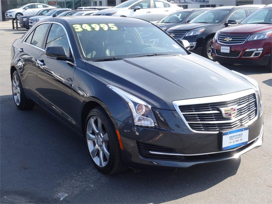 2016 cadillac ats 2 0 turbo luxury collection langley vancouver mobile. Black Bedroom Furniture Sets. Home Design Ideas