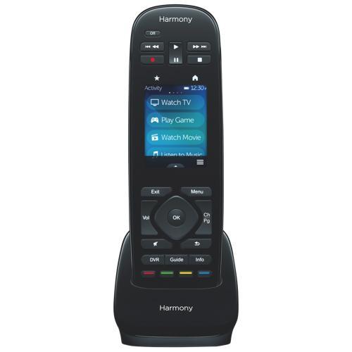 logitech harmony ultimate one remote manual